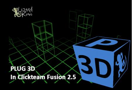 P3D - a framework for 3D applications
